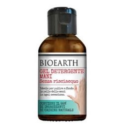 Bioearth Gel detergente igienizzante mani