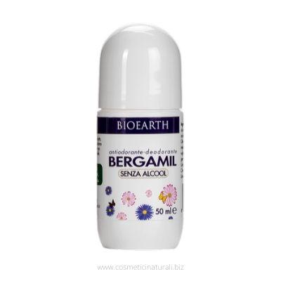 Deodorante Bioearth Bergamil