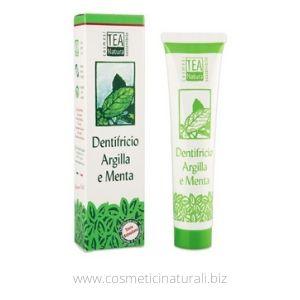 dentifricio Tea Natura Argilla e Menta