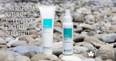 Cosmetici per Capelli Biofficina Toscana