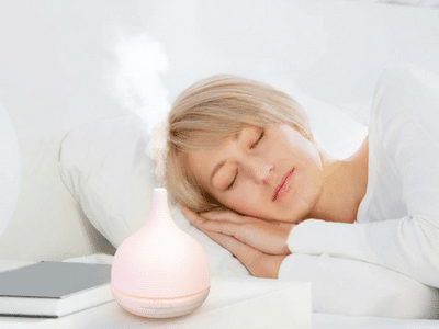 Diffusore di essenze Aukey che aiuta a riposare meglio