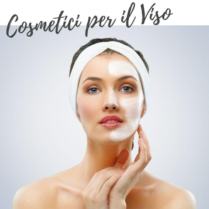 Cosmetici naturali per il viso