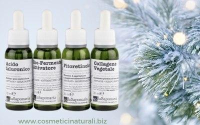 Confezione regalo cosmetici bio Attivi Puri della Saponaria