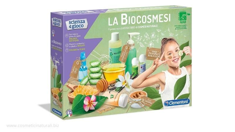La biocosmesi scienza e gioco