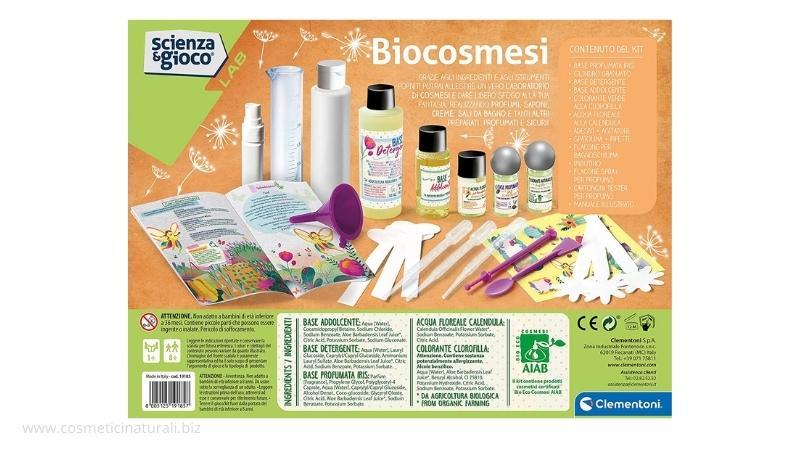 Biocosmesi Clementoni