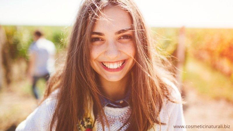Cosmetici naturali per ragazze e adolescenti