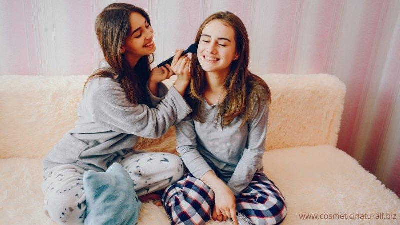 Make Up per ragazze