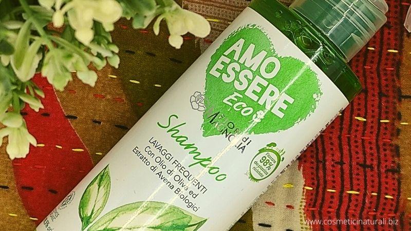 Shampoo Amo Essere Eco - Fior di Magnolia Eurospin