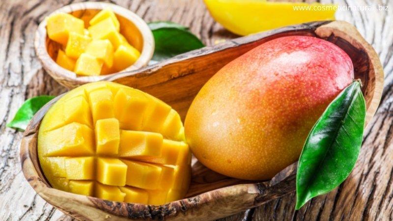 Mango contenuto nella crema Natyr equosolidale