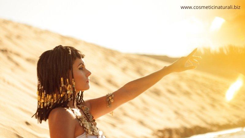 Cosmesi nell'antico Egitto